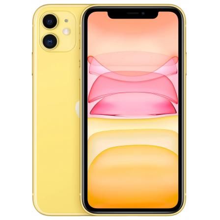 Б/У Apple iPhone 11 64GB Yellow (MWLA2)