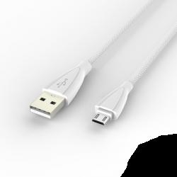 Адаптер Voltex 2A Easy V01 Micro USB White