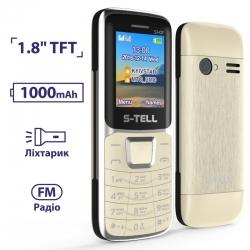 S-TELL S1-07 Gold (Уцінка)
