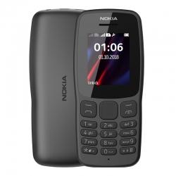 Мобильный телефон Nokia 106 Dual Sim NEW Grey