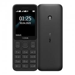 Мобільний телефон Nokia 125 Dual Sim Black