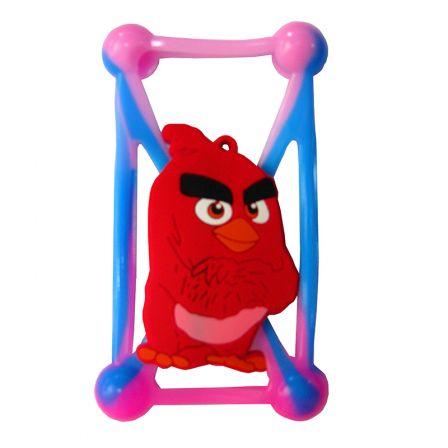"""Универсальный бампер Angry Red  для 4""""-5,3"""""""