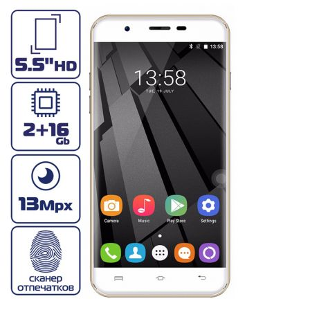 Oukitel U7 Plus Gold