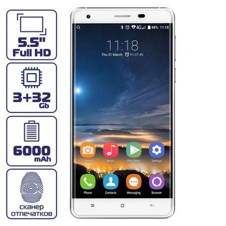 Oukitel K6000 PRO White
