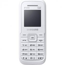 Samsung B110E Dual Sim White