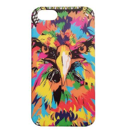 Чехол-накладка iPhone 5/5S Орел