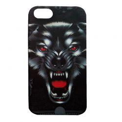 Чехол-накладка iPhone 5/5S Пес