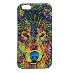 Чехол-накладка iPhone 6/6S Волк