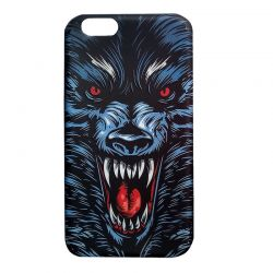 Чехол-накладка iPhone 6/6S Волк 2