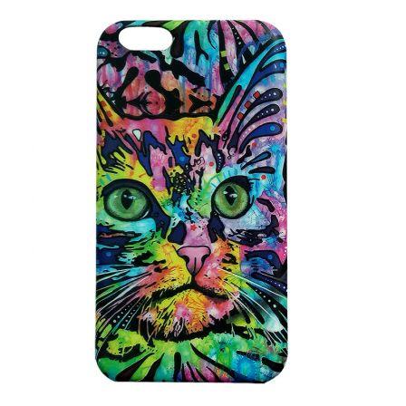 Чехол-накладка iPhone 6/6S Кот