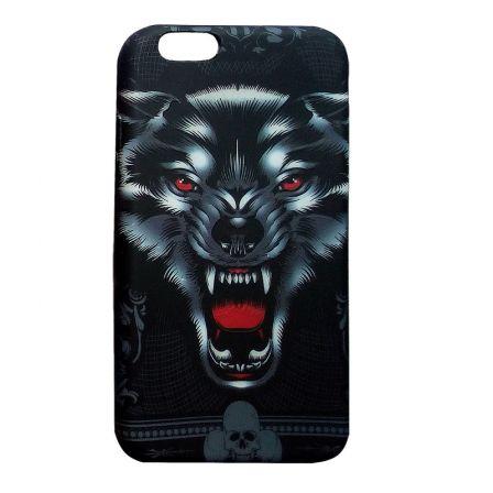 Чехол-накладка iPhone 6/6S Пес