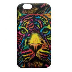 Чехол-накладка iPhone 6/6S Тигр