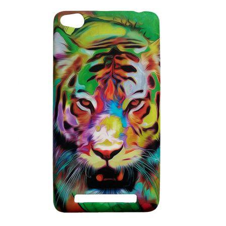 Чехол-накладка Xiaomi Redmi 3 Тигр Глянец