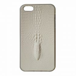 Чехол Leather для Iphone 5 Crocodile wt
