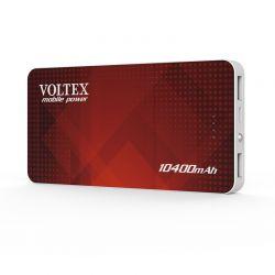 Внешний аккумулятор Voltex VPBF-240.21 10400mAh Red