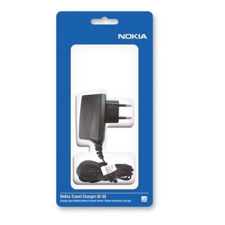 СЗУ Nokia AC-6E microUSB