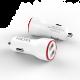 Зарядное устройство Voltex 2.1A White