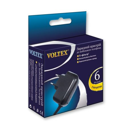 Комплект Voltex for Apple 2 in 1 for I-Phone 4 1.5A