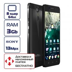 S-TELL M920 Black