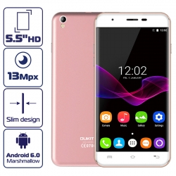 Oukitel U7 Max Rose Gold