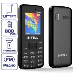 S-TELL S1-05 Black