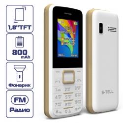 S-TELL S1-05 White Gold (Уценка)