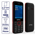 S-TELL S3-05 Black red