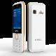 S-TELL S3-05 White gold