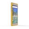 Чехол-накладка S-TELL M707 Yellow