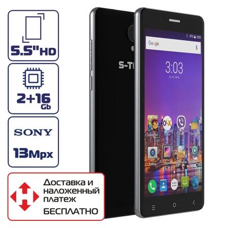 S-TELL M650 Black