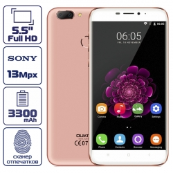Oukitel U20 Plus Rose Gold