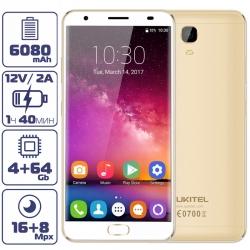 Oukitel K6000 PLUS Gold