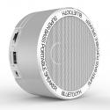Портативна Bluetooth-колонка A11 Silver