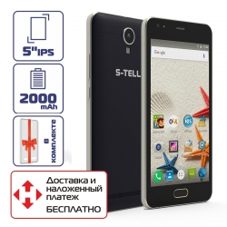 S-TELL C551 Black