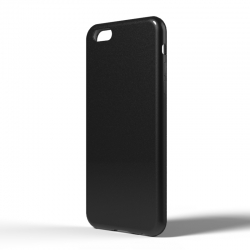 Чехол-накладка Soft Matte iPhone 6 Black