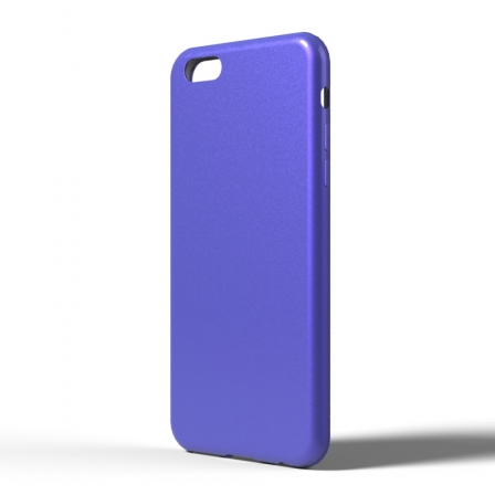 Чехол-накладка Soft Matte iPhone 6 Blue