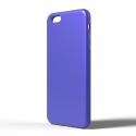 Чехол-накладка Soft Matte iPhone 6/6S Blue