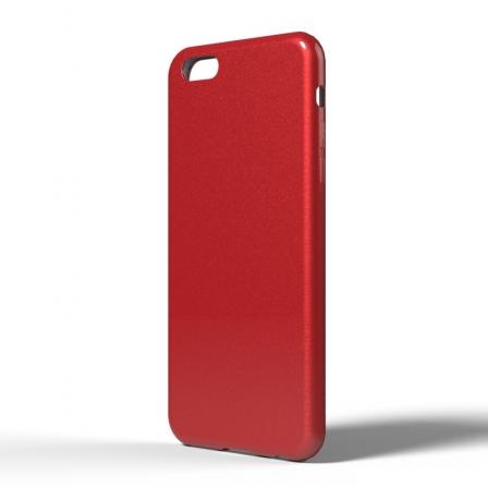 Чехол-накладка Soft Matte iPhone 6 Red