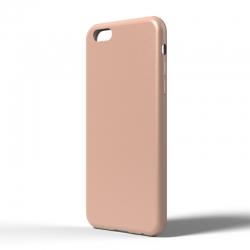 Чехол-накладка Soft Matte iPhone 6 Gold