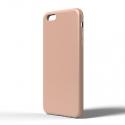Чехол-накладка Soft Matte iPhone 6/6S Gold