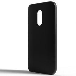 Чехол-накладка Soft Matte Xiaomi Note Black
