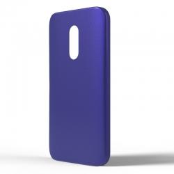 Чехол-накладка Soft Matte Xiaomi Note Blue