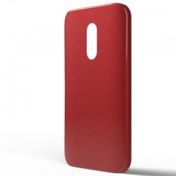 Чехол-накладка Soft Matte Xiaomi Note Red