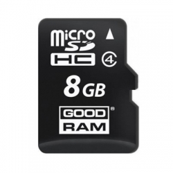 Карта памяти GOODRAM microSDHC 8GB Class 4