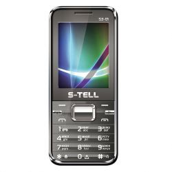 S-TELL S3-01 Black (Уценка)