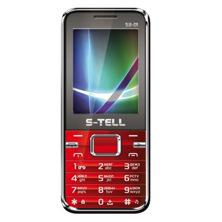 S-TELL S3-01 Red