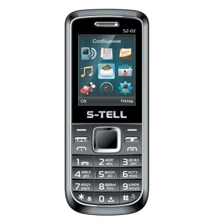 S-TELL S2-02 Black