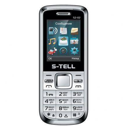 S-TELL S2-02 White