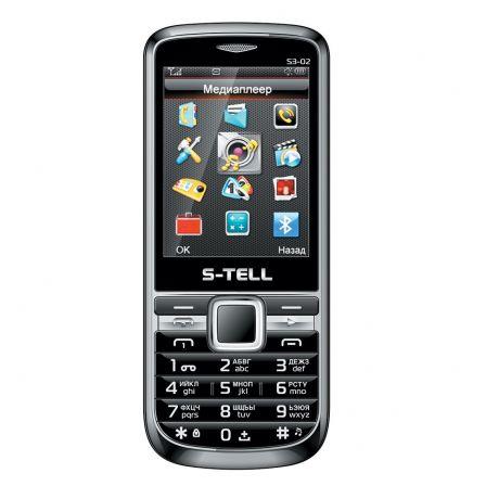 S-TELL S3-02 Black