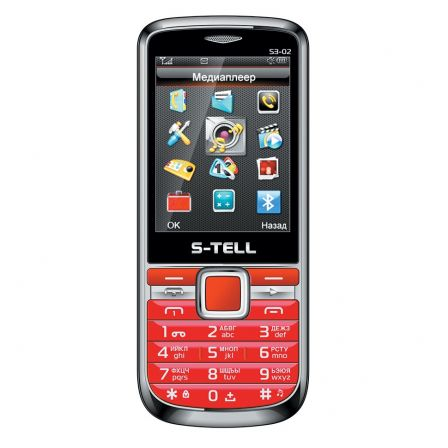 S-TELL S3-02 Red
